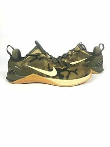 c73cd5faf69 Nike Metcon DSX Flyknit 2 Olive Green Camo 924423-300 Shoes Men s ...