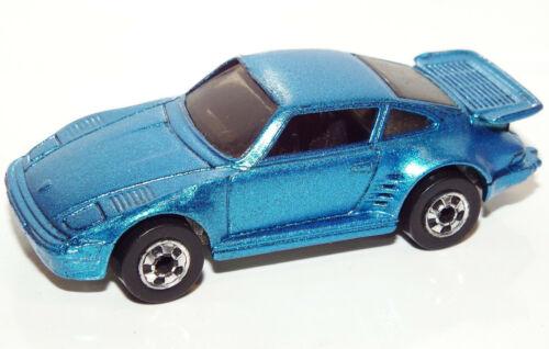 Hot Wheels PORSCHE 930 Custom Paint METAL//METAL Loose