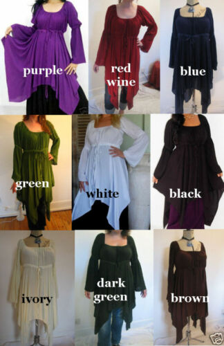 Boho Gypsy 24 esaurito 20 purple Sleeve Black 26 esaurito red esaurito dark Long Green white Blouse Wench Plus Shirt esaurito green Peasant Red esaurito scarlet esaurito Wine blue Top Size 22 Red rich PqrPS0w