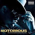Notorious [Original Soundtrack] [PA] by Various Artists (CD, Jan-2009, Bad Boy Entertainment)