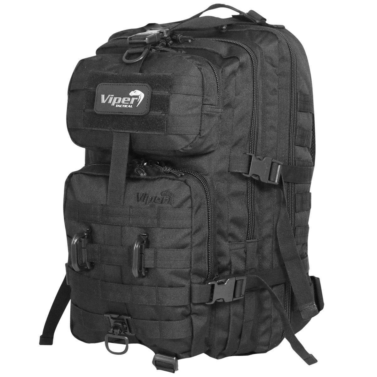 Viper Recon extra RUCKSACK Pack kompakt Molle Armee Trinksystem-Rucksack 20L