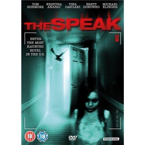 The Speak (DVD, 2010) Horror NEW SEALED PAL Region 2