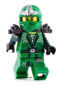 Lego ninjago lloyd zx green ninja minifigure new ebay - Ninja vert lego ...