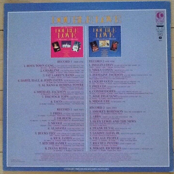 LP, Diverse kunstnere; Abba, Michael Jackson
