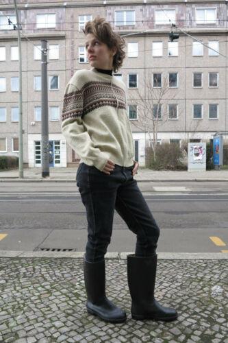 Pantalon Truevintage 90er jean Lee Schwarz en Jeans haute ann Taille des BASYT