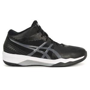 ASICS Men's Volley Elite FF MT Black/Dark Grey Volleyball Shoes B700N.9095 NEW