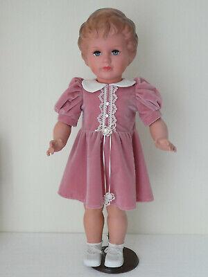 SchöN Original Schildkröt Puppe Gabriele - 64 Cm - Mit Bekleidung Und Ständer