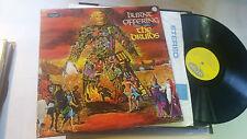 The Druids Burnt Offerings Rare Orig Essential '70 UK Acid Folk Argo lp uk 1st p