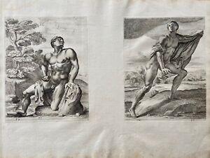 François Perrier Roma Antike Mythologie Niobe Venus Greece Italy Tantalus 1638