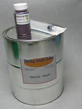 Professional Vinyl-ester Marine resin w/MEKP *High strength for racing/PWC* 1Gal