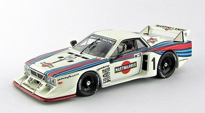 1 43 Best MARTINI LANCIA BETA McDonald  1 1981 Watkins Glen Patrese Alboreto BE9623