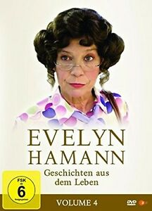 Evelyn Hamann-storie della vita-vol.4 (AMARAY) 3 DVD NUOVO