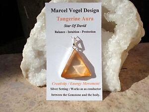 VOGEL-Tangerine-Aura-Quartz-High-Grade-Quartz-VOGEL-Triangle-Pendant-Energize