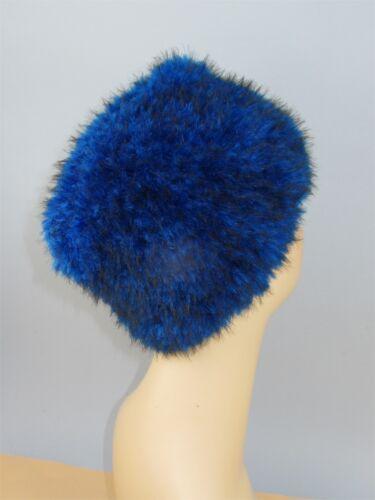 Motif tricot instructions-Luxe Luzia fourrure synthétique simple motif de Tricotage Chapeau