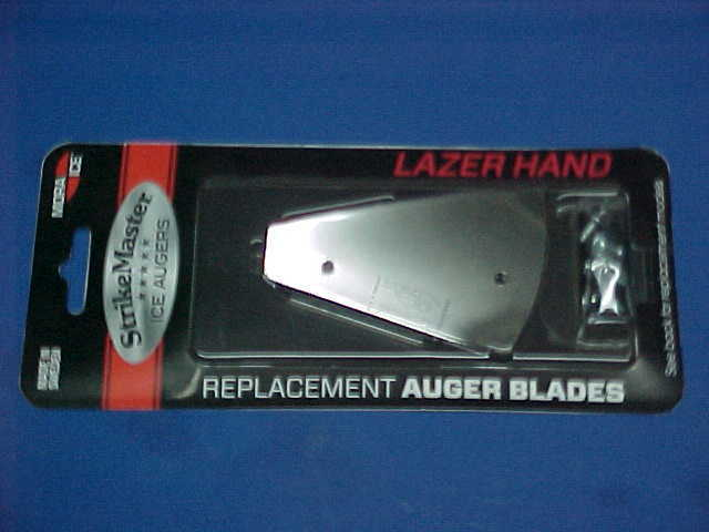 NEW STRIKEMASTER Replacement Blade 8  LAZER Hand Auger LD8B SWEDEN STAINLESS xx