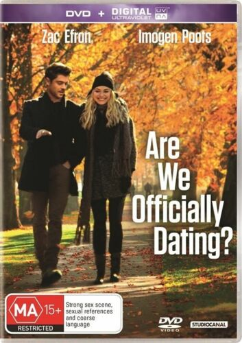 1 of 1 - Are We Officially Dating? (DVD, 2014) - FREE POSTAGE