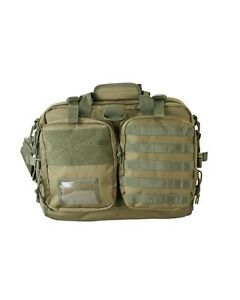 Nav Bag Olive Green Multi Purpose Laptop / Aeronautical Device Bag / Backpack