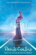 Aleph,Paulo Coelho- 9780007435524