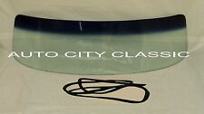 1953 1954 CHEVROLET PONTIAC 2 & 4 DOOR SEDAN NEW WINDSHIELD GLASS & GASKET