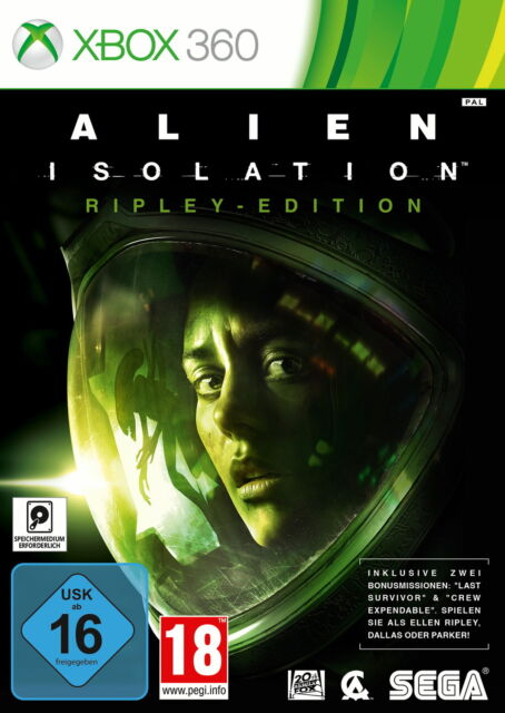 Alien Isolation Ripley - Edition XBox 360
