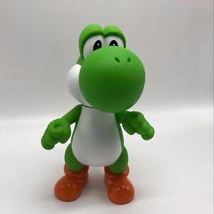 """Luigi Doll PVC Plastic Action Figure Toy 9.5/"""" New Super Mario Bros"""