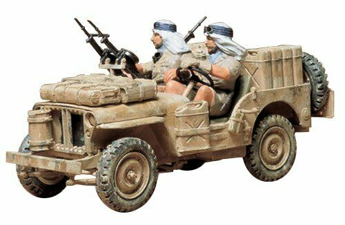 59852Tamiya 35033 British Special Air Service Jeep 1:35 Bausatz NEU in OVP