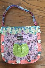 womens girls Matilda Jane Halloween Purple Candy lollipop BAG purse hobo handbag