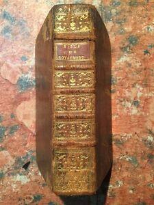 De-Royaumont-Histoire-de-la-Sainte-Bible-A-Lyon-1800-RELIGIONE-BIBBIA