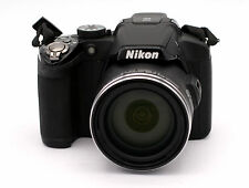 Nikon COOLPIX P510 16.1 MP Digital Camera - Black