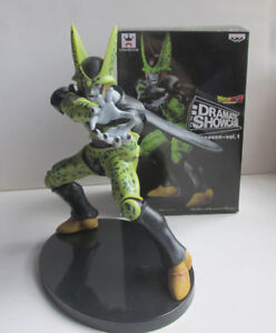 Dragon-Ball-Z-Dramatic-Showcase-Cell-Figure-1st-Season-Vol-1-Model-Toy-Xmas-Gift