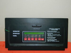 Details about SIMPLEX 4020-8001 INTERFACE ANNUNCIATOR FIRE ALARM PANEL