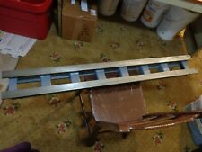 Atlas Craftsman 48 Inch Lathe Bed Off Of An Atlas Th48 Part Number 948 B Amp Rack