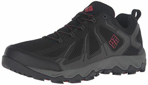 Columbia Men's Peakfreak XCRSN II XCEL Low Hiking Boot Black, Rocket 11 Regular