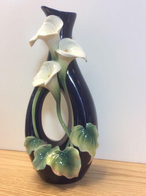 Franz Vases Collection On Ebay