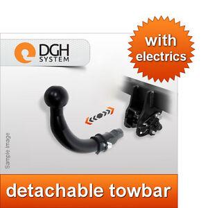 Detachable-towbar-Fiat-Scudo-I-1996-2007-13-pin-electric-kit