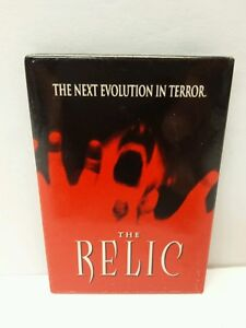 The-Relic-1997-Movie-Promo-Promotional-Pinback-Pin-Button