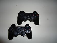 2x orig. PlayStation 3 - DualShock 3 Wireless Controller Doppelpack