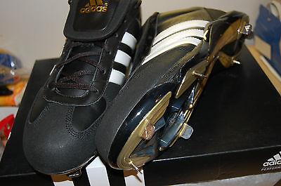 Adidas Mens Pure Hustle Baseball Cleat Cleats Leather NIB Best quality $100