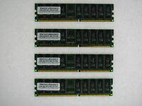 8gb 4x2gb Memory For Intel Se7320sp2 Se7320vp2 Se7520bd2 Se7520bd2sc