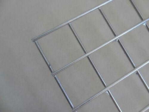Zaun Schweißgitter für Gabionen 1000 x 1000 mm 40,00 Euro// Stk. Gitter