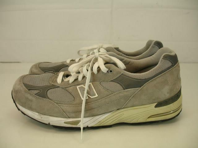Homme 16 4E EW Wide New Balance M991GL Made In USA 991 Gris running  chaussures  classic