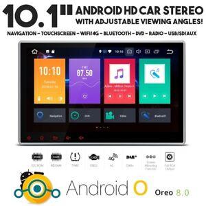 10 1 android 8 0 doppel din navigation bluetooth wifi 4g. Black Bedroom Furniture Sets. Home Design Ideas