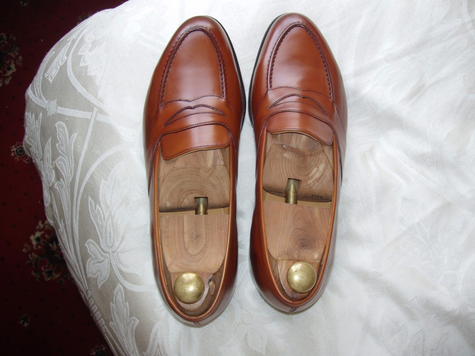 EDWARD VERDE Montpellier Mocassino shoes
