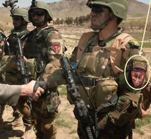 Details about JSOC SP OPS MARSOC RAIDERS vel©®😎 INSIGNIA: AFGHANISTAN  NATIONAL ARMY COMMANDO