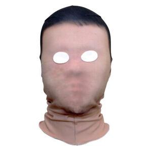 Nofaceman-Ultra-realistic-Tactical-Anti-Tracking-Mask-Balaclava-Hood-Cosplay-New