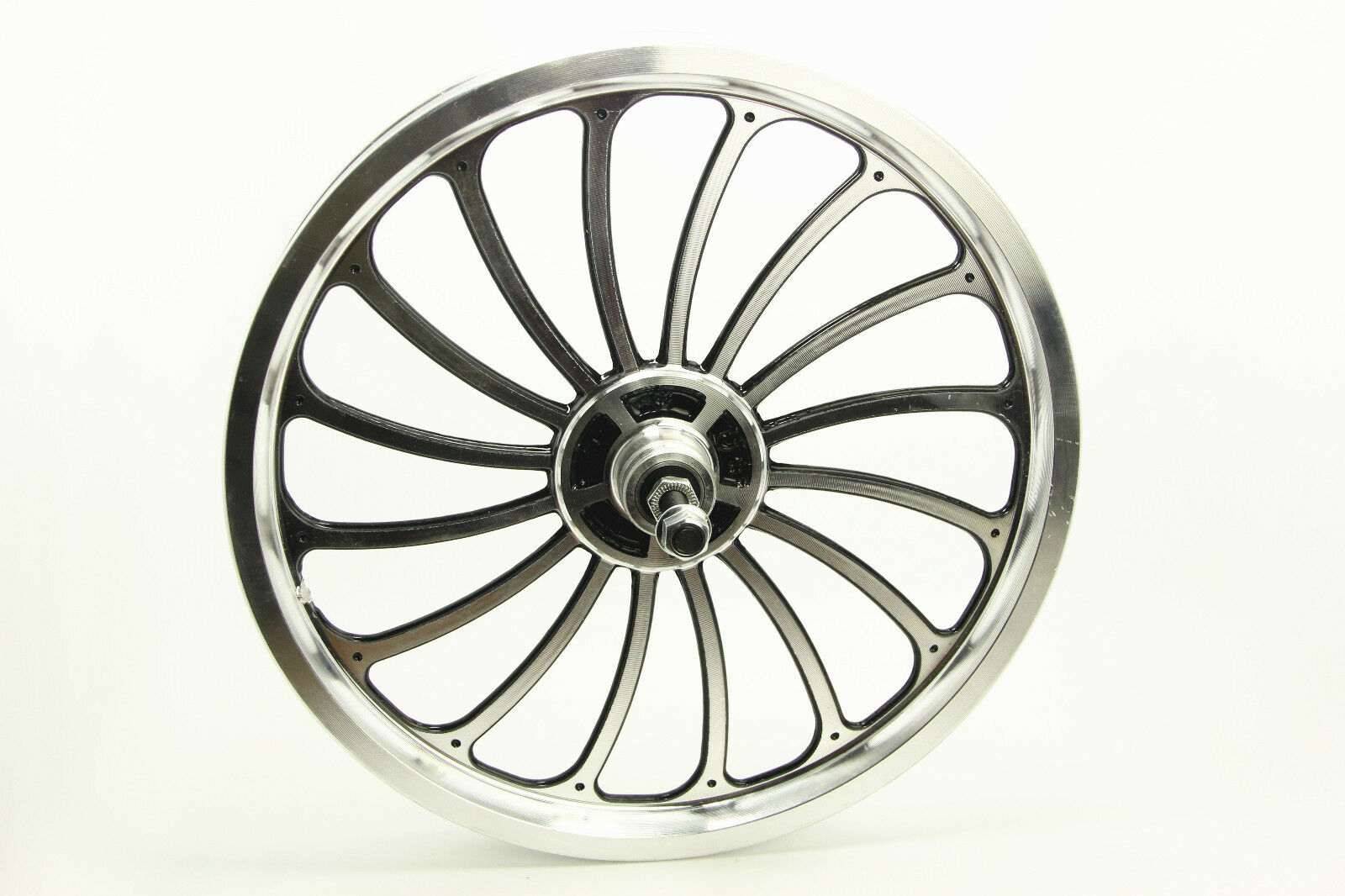 Bike Bicycle Front Wheel 16 X 1.75 2.125 2.5''  Scooter eBike Chopper  low-key luxury connotation