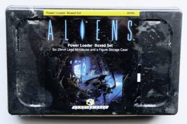 Leading Edge Edge Edge Aliens Power Loader Boxed Set Sealed 25mm 20306 969390
