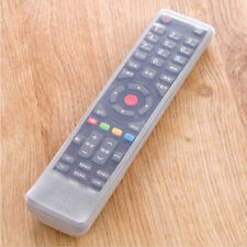 504- L - 18.5 cms Remote Cover Silicone TV LED Plasma LCD AC Audio Protect Case