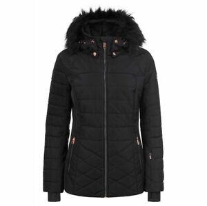 Luhta Beta L7 Damen Winter Skijacke schwarz 232430374L7