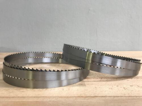 Bandsägeblatt Fleischerei-Knochenbandsaege 1400mm-2940mm x 15mm x 0,5mm B6